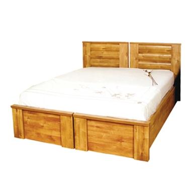 מיטות: בסיס מיטה זוגי בהפרדה יהודית דגם חץ