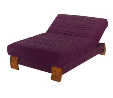 מיטות: מיטה וחצי מתכווננת דגם 1003