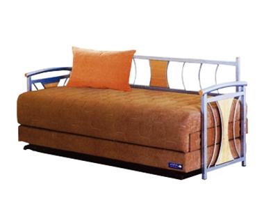 מיטות: ספת נוער + מיטה נגררת על קל דגם 6203
