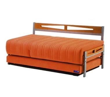 מיטות: ספת נוער + מיטה נגררת על קל דגם 7203