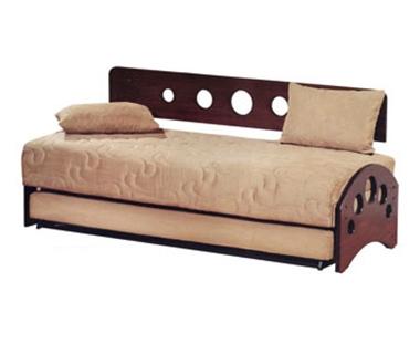 מיטות: ספת נוער + מיטה נגררת על קל דגם 5203