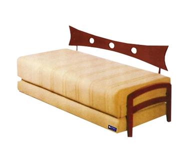 מיטות: ספת נוער + מיטה נגררת על קל דגם 0303