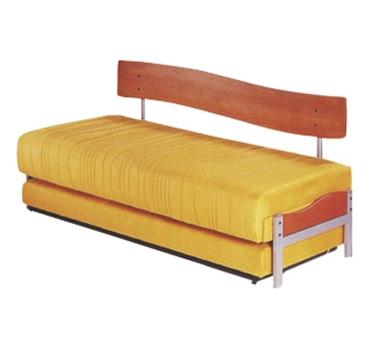 מיטות: ספת נוער + מיטה נגררת על קל דגם 2303