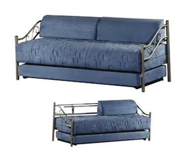 מיטות: ספת נוער + מיטה נגררת על קל דגם 5303