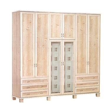ארונות בגדים: ארון 6 דלתות גדול דגם דביר