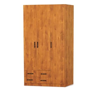 ארונות בגדים: ארון 3 דלתות במחיר משתלם דגם ירון מ.ד.פ
