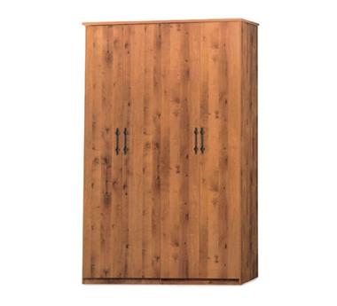 ארונות בגדים: ארון 4 דלתות במחיר מבצע דגם יואל