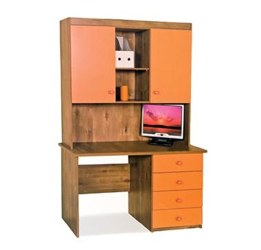 תמונה של שולחנות מחשב: שולחן + כוורת לחדר ילדים דגם גילי