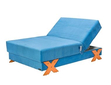 מיטות: מיטה וחצי מתכווננת דגם XBOX