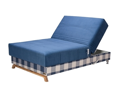 תמונה של מיטות: מיטה וחצי דגם רטרו