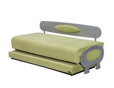 מיטות: ספת נוער + מיטה נגררת על קל דגם נגה