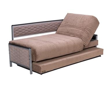 מיטות: ספת נוער + מיטה נגררת על קל דגם באלנס
