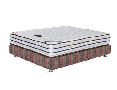 מיטות: בסיס מיטה זוגית מרופד ללא מסגרת דגם הוטל