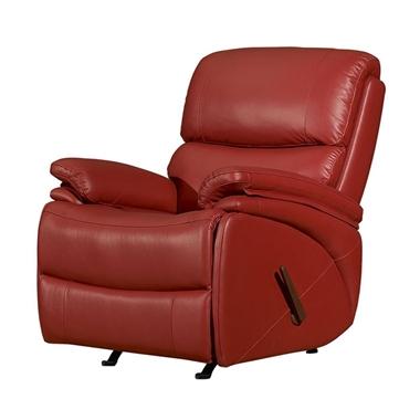 תמונה של כורסאות: כורסת טלויזיה מעור משולב אורטופדית דגם נוגה