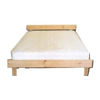 תמונה של מיטות: מיטה זוגית מעץ דגם טופז