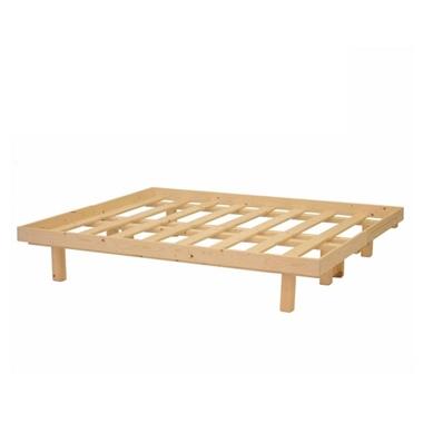 מיטות: בסיס מיטה זוגי עם מסגרת דגם סיאטל