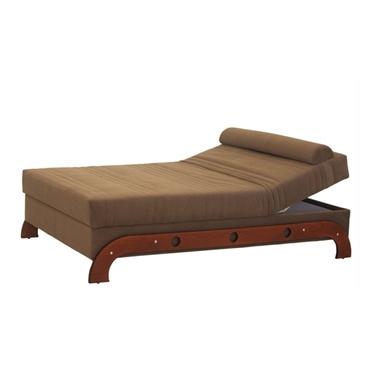 מיטות: מיטה וחצי מתכוננת ידנית דגם בוסטון