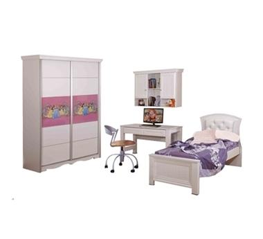 חדרי שינה: חדר שינה מרהיב ביופיו כולל הכל דגם הילה
