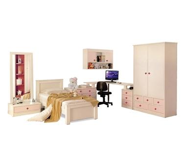 חדרי ילדים: חדר ילדים ונוער מושלם לבית דגם רייצ'ל