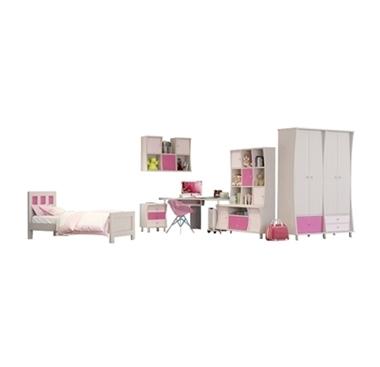 חדרי ילדים: חדר ילדים מרהיב ביופיו כולל הכל דגם מאיילי