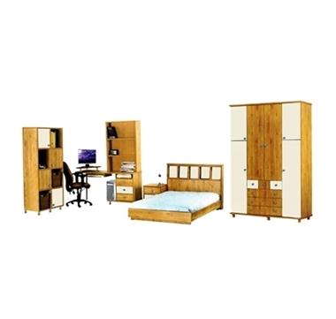 חדרי ילדים: חדר לילדים קומפלט דגם דרים