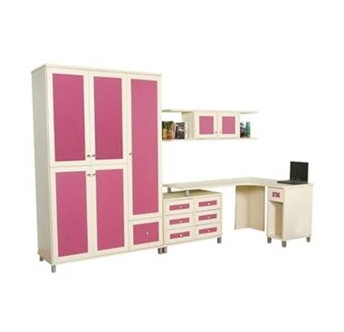 חדרי ילדים: חדר ילדים קומפלט דגם ליהיבר