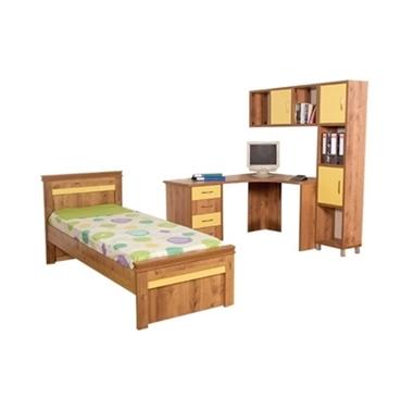 חדרי ילדים: חדר ילדים קומפלט דגם שמואל