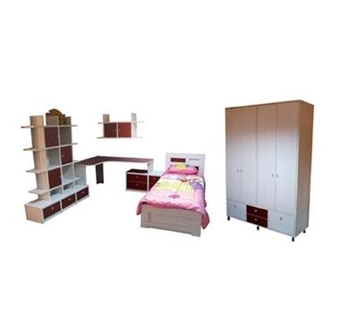 חדרי שינה: חדר שינה מלא כולל הכל דגם דמיון