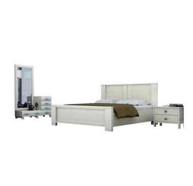 חדרי שינה: חדר שינה זוגי מרהיב ביופיו דגם הילה