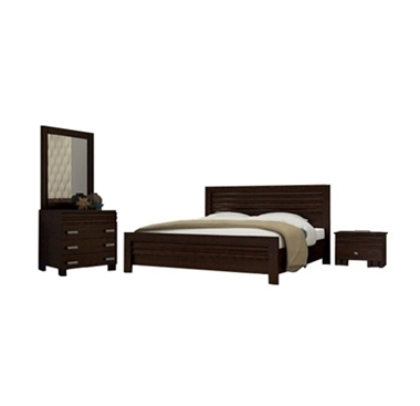 חדרי שינה: חדר שינה זוגי מרהיב ביופיו דגם סחלב