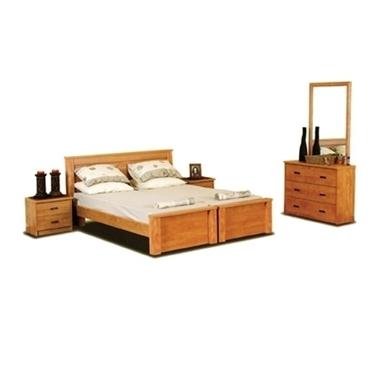 חדרי שינה: חדר שינה בהפרדה יהודית דגם דורית