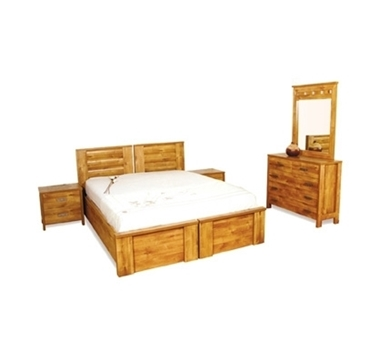 חדרי שינה: חדר שינה בהפרדה יהודית דגם חץ