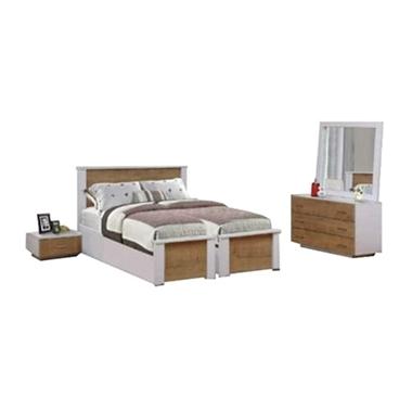 חדרי שינה: חדר שינה הפרדה יהודית ראש אחיד דגם אורן