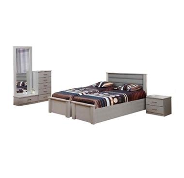 תמונה של חדרי שינה: חדר שינה הפרדה יהודית ראש אחיד דגם דן