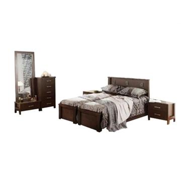 תמונה של חדרי שינה: חדר שינה הפרדה יהודית ראש אחיד דגם ונוס