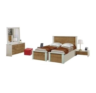 חדרי שינה: חדר שינה הפרדה יהודית ראש אחיד דגם טרויה