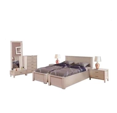 חדרי שינה: חדר שינה הפרדה יהודית ראש אחיד דגם יהלי