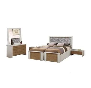 חדרי שינה: חדר שינה הפרדה יהודית ראש אחיד דגם משה
