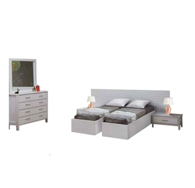 חדרי שינה: חדר שינה הפרדה יהודית ראש אחיד דגם פיוצ'ר