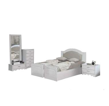 תמונה של חדרי שינה: חדר שינה הפרדה יהודית ראש אחיד דגם פיראוס