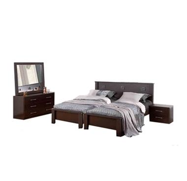תמונה של חדרי שינה: חדר שינה הפרדה יהודית ראש אחיד דגם קרנית