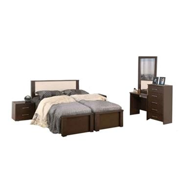 חדרי שינה: חדר שינה הפרדה יהודית ראש אחיד דגם שחף