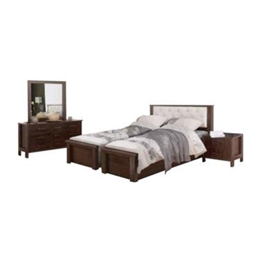 חדרי שינה: חדר שינה הפרדה יהודית ראש אחיד דגם שיראל