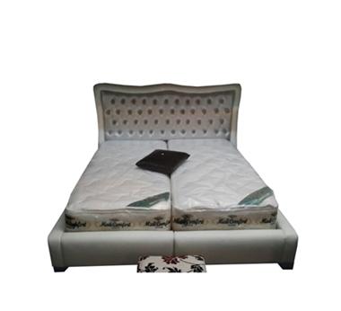 תמונה של מיטות: מיטה זוגית יהודית מלכות