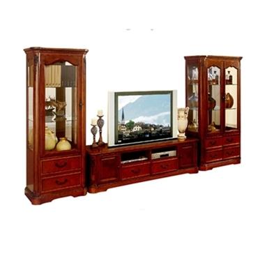 מזנונים ושולחנות טלוויזיה: סט סלוני בעיצוב עתיק דגם יעד