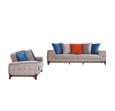 מערכות ישיבה: סלון 2 + 3 נפתח למיטה דגם מרלין