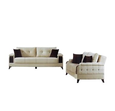מערכות ישיבה: סלון 2 + 3 נפתח למיטה דגם ריטים