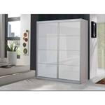 תמונה של  ארונות הזזה: ארון הזזה 2 דלתות בעיצוב קלאסי דגם  ארבל