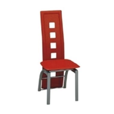 תמונה של כסאות: כסא כסוף דגם גאיה