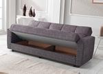 תמונה של ספה נפתחת למיטה דגם לומינה